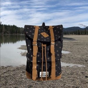 Canada Supply Backpack.